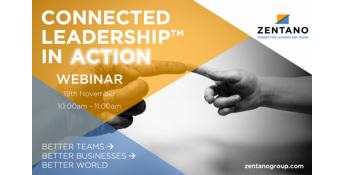 Connected Leadership Webinar in Partnership with ISO Quality Services